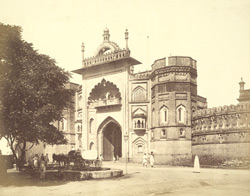 Wright Gate - Fort [Rampur] 25